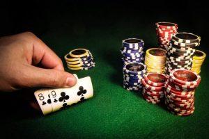 poker deposit